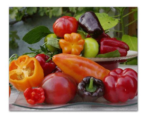 Paprika Chili Süß