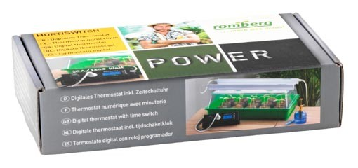 """Thermostat """"HortiSwitch"""""""