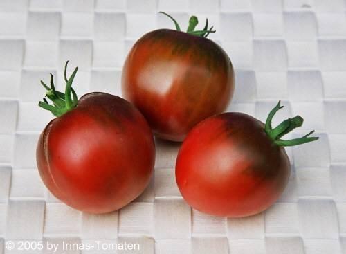 Tomate De-Barao (De-Berao) braun