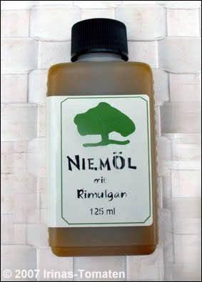 Niemöl & Rimulgan 125 ml