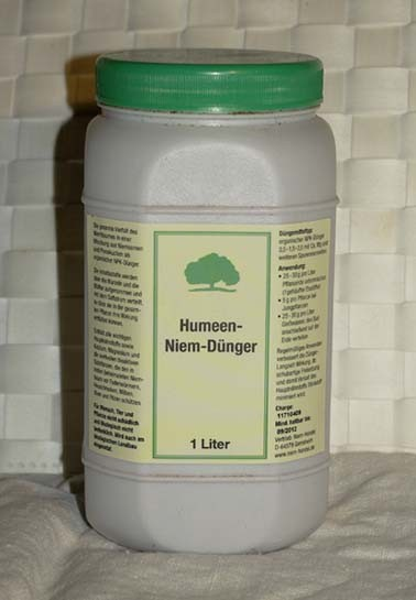 Humeen-Niem-Dünger 600g