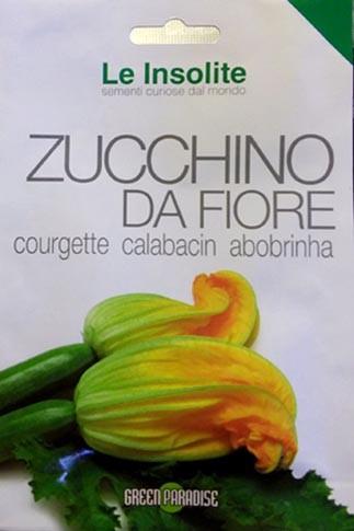 Zucchini Da Fiore