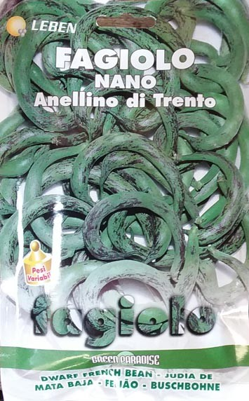 Buschbohnen Annelino di Trento