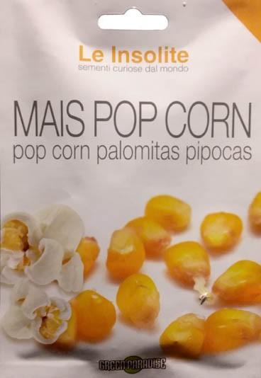 Popkorn Mais