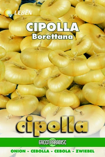 Zwiebel Borettana