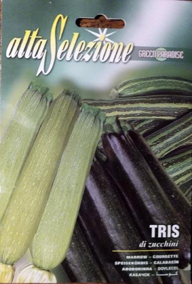 Zucchinimischung