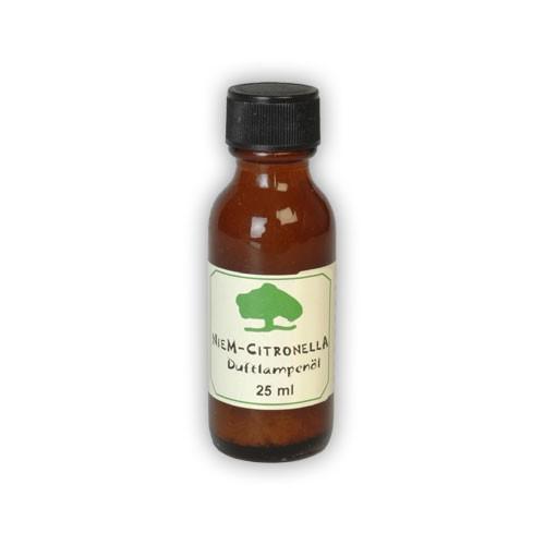 Niem-Citronella Duftlampenöl, 25 ml